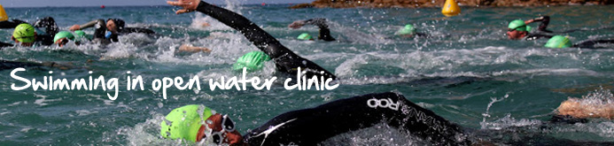 Swimming in Open Water Clinic