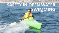 Safety in open water swimming