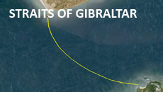 Swim across the Straits of Gibraltar