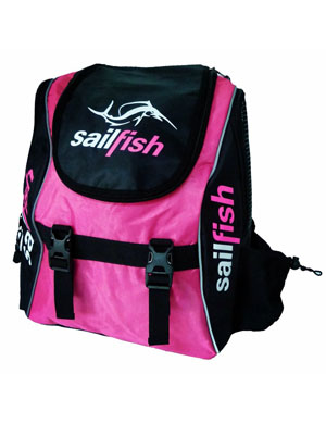 Backpack Sailfish Limited Edition Pink!