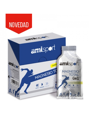 AML SPORT Magnesio Total Gel 10ml