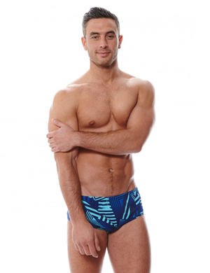Men Swimsuit Blue Fusion Toggs by Zoggs