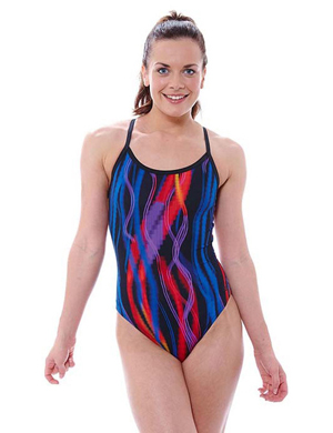 Women Swimsuit Fairlight Sprintback by Zoggs